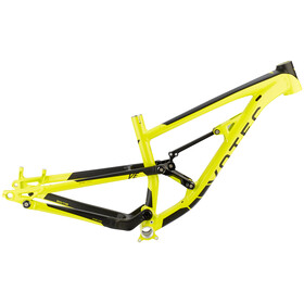 VOTEC VE Enduro Fully Rahmenkit 27.5 lime yellow/black matt